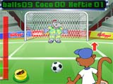 Cocos penalty shoot out