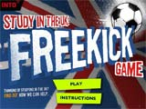 Juegos de Futbol: Study in the UK