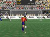 World cup penalty kick