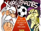 Juegos de Futbol: Xmas Penalties