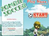 Juegos de futbol: Zombie soccer