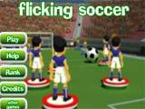 Juegos de Futbol: Flicking Soccer
