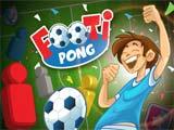 Footi Pong