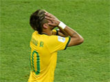 Brasil eliminado del mundial 2014